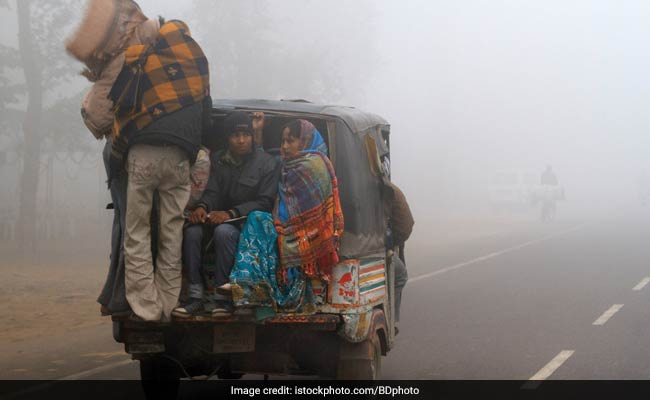 Cold Wave Conditions Continue In Punjab, Haryana