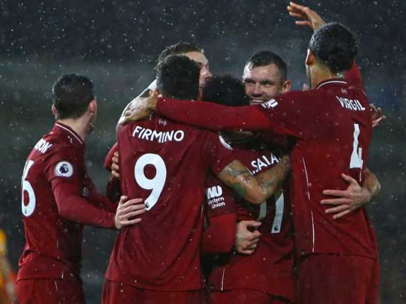 Premier League: Mohamed Salah, Virgil Van Dijk Seal Christmas Top Spot For Liverpool