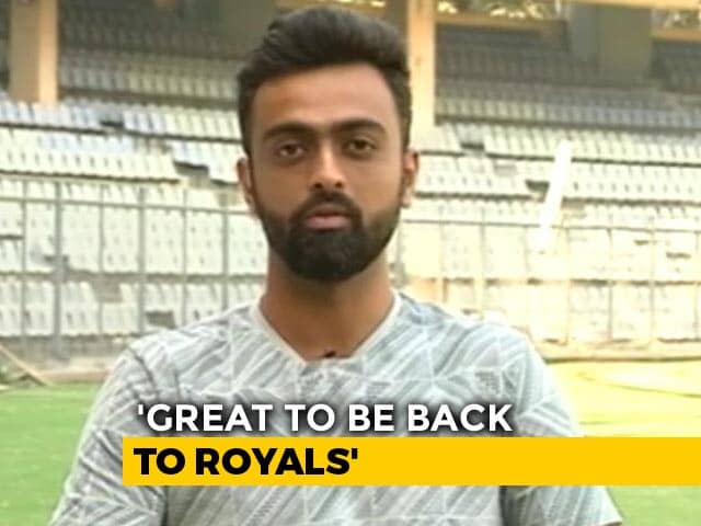 This IPL Is My Best Chance To Get Back To Team India: Jaydev Unadkat