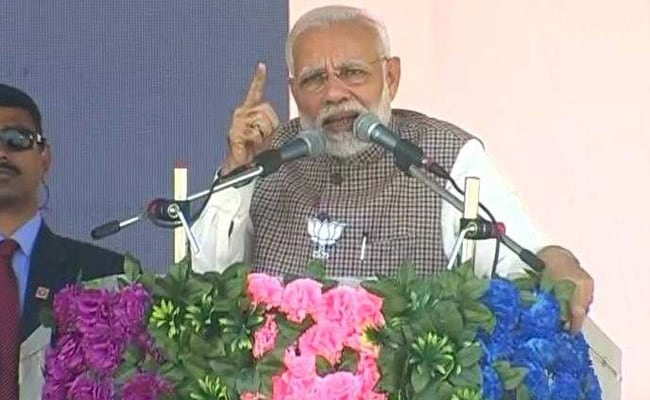 'They Tried To Hide Every File:' PM Modi Targets Congress On Chopper Case In Rajasthan: Updates