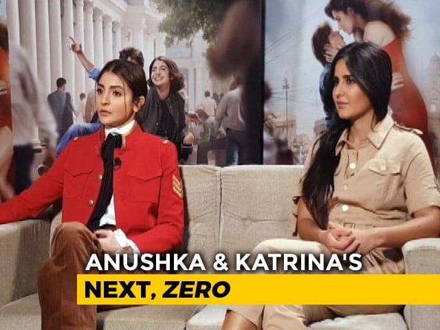 Katrina Can Be A Social Media Manager: Anushka Sharma