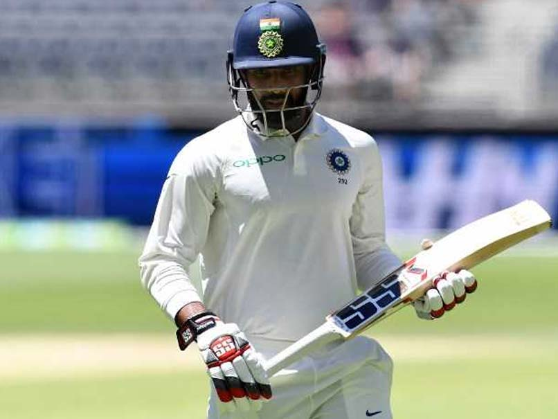 Hanuma Vihari Will Get Chance In Middle-Order If He Fails As Opener: Chief Selector