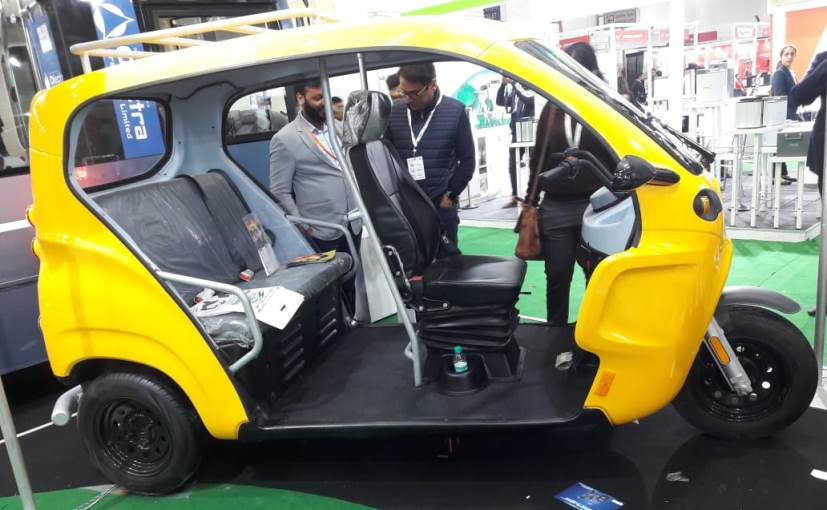 KETO will launch three e-Autos in India - Kyto 3, Kyto 5 and Kyto Cargo, catering to different segments