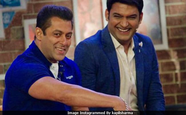 'The Kapil Sharma Show' Starts Filming; Salman to Be First Guest