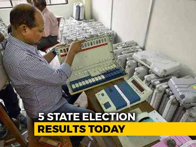 Video : Election Results 2018: 5 State Election Results Today In Semi-Final Before 2019