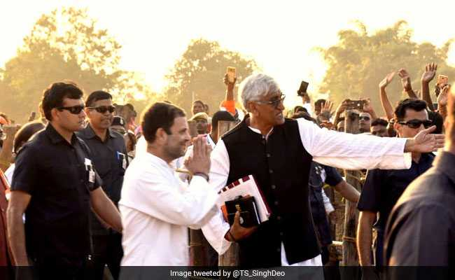 For Huge Mandate in Chhattisgarh, Congress Plans 'Thank You' For Farmers