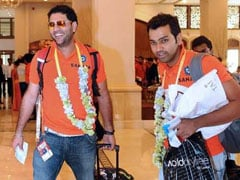 "IPL 2019: Rohit Sharma Welcomes Yuvraj Singh To ""City Of Heroics"""