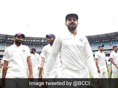 India vs Australia: Virat Kohli Equals Sourav Ganguly