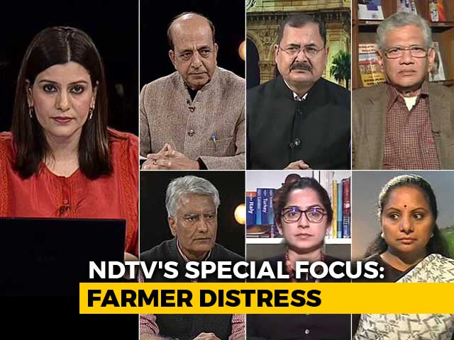 Video : Farm Loan Waiver: Competitive Populism Or Farmers' Need?