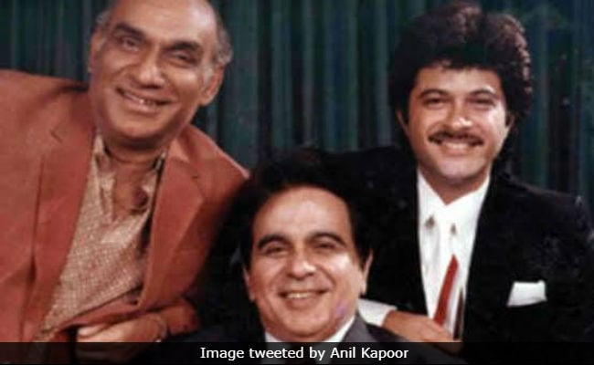 On Dilip Kumar's 96th Birthday, Anil Kapoor, Shatrughan Sinha And Others Share Throwback Pics
