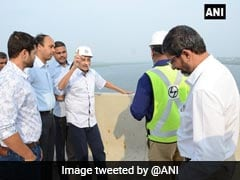 In Rare Public Appearance, Manohar Parrikar Inspects Work On Goa Bridges