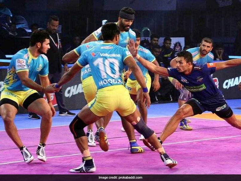 PKL: Haryana Steelers Play Out Thrilling 40-40 Draw Against Tamil Thalaivas