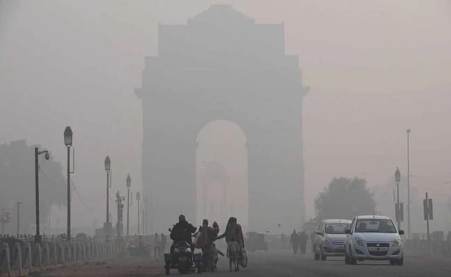 Delhi's Air Quality Expected To Turn 'Severe' Due To Dust Storm: Report