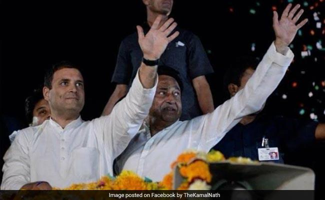 राहुल गांधी और कमलनाथ की अश्लील तस्वीर सोशल मीडिया पर की शेयर, पुलिस ने दर्ज किया मामला