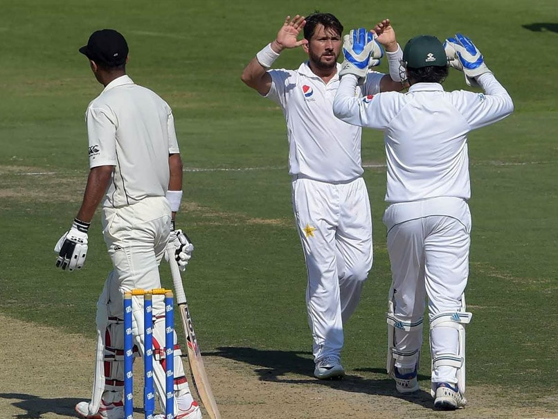 3rd Test: Yasir Shah Sets Sight On Record As Pakistan End Day 1 On Top Against New Zealand