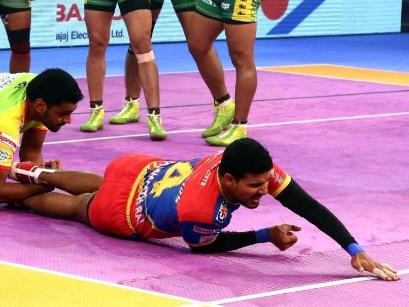 Pro Kabaddi League: UP Yoddha Hammer Patna Pirates, Gujarat Fortunegiants Beat Jaipur Pink Panthers
