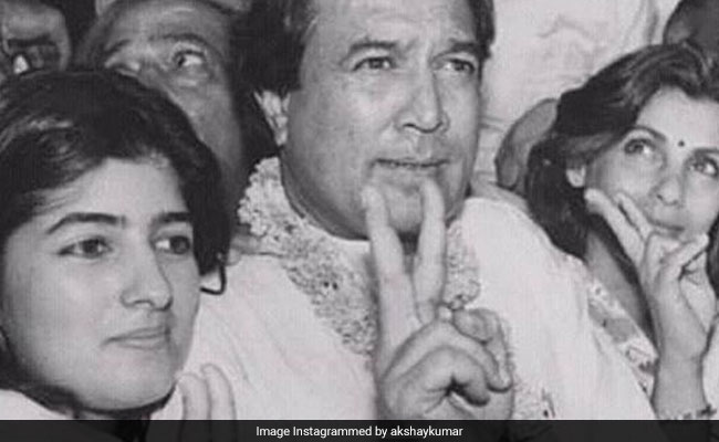 Akshay Kumar's Touching Birthday Note For Rajesh Khanna And Twinkle Will Make You All Emo