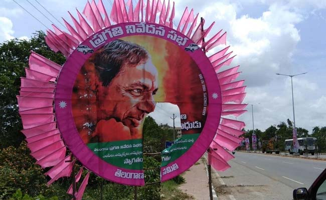 Election Results: KCR Raises Chalo Dilli Call After Poll Win On 'Jai Telangana' Plank