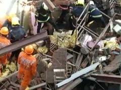 मुंबई के गोरेगांव में निर्माणाधीन इमारत गिरी, 3 की मौत, 6 लोग घायल...