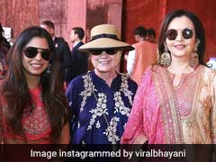 Behind The Grandeur Of The Isha Ambani-Anand Piramal Wedding