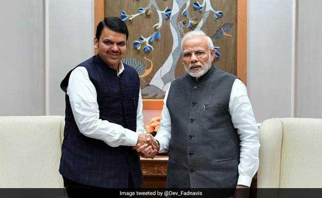 Maharashtra Elections 2019: Vote 'Super-Hit Narendra-Devendra Formula', PM Says In Maharashtra