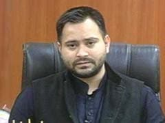 """Earning Rs 8 Lakh A Year Makes One Poor?"": Tejashwi Yadav Slams Quota Law"