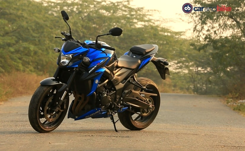 suzuki gsx s750 road test review ndtv carandbike. Black Bedroom Furniture Sets. Home Design Ideas