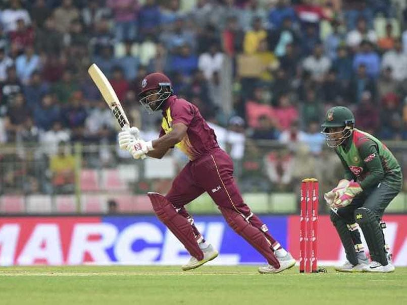 Sheldon Cottrell, Shai Hope Guide West Indies To Crushing T20I Win Over Bangladesh