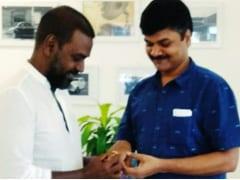 'காஞ்சனா 3'க்காக தங்க மோதிரத்தை கிஃப்டாக கொடுத்த லாரன்ஸ்