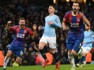 Premier League: Manchester City Stunned By Crystal Palace, Arsenal Pounce On Chelsea Defeat