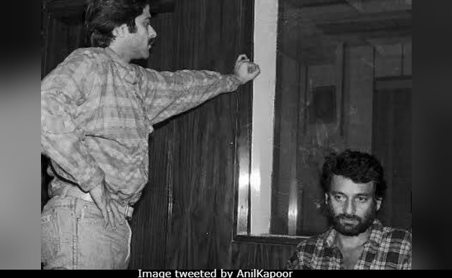 Anil Kapoor Wishes Mr India Director Shekhar Kapur With Priceless Throwback Pic On Birthday