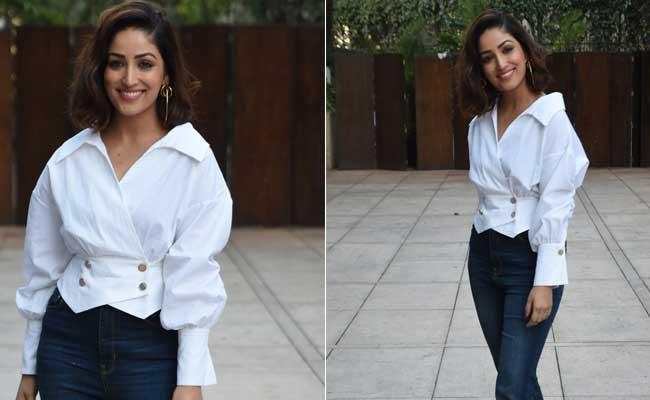 Like Yami Gautam, Pick 6 Upgraded White Shirts That Are Better Than Your Basic One