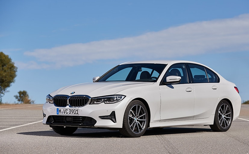 The new generation BMW 3 Series goes on sale in India tomorrow