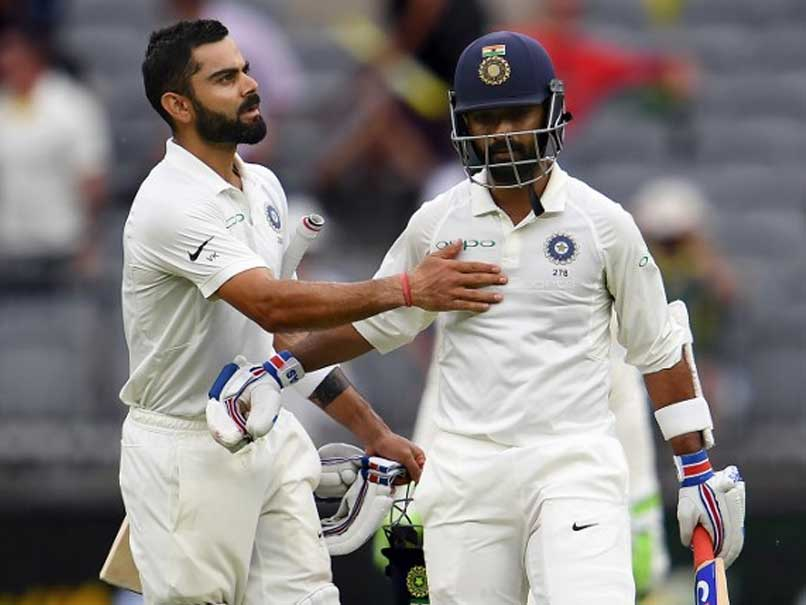 """Unbelievable"": Former Australia Captain Lauds Virat Kohli, Ajinkya Rahane Following Day 2 Heroics"