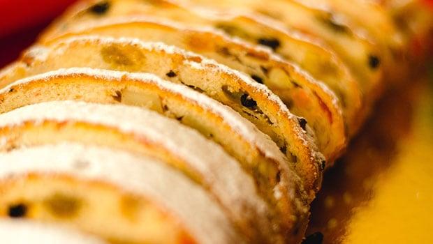 German Stollen Bread