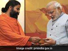 """""""Next PM? Can't Tell"""": From One-Time Supporter Ramdev, Snub For PM Modi"""