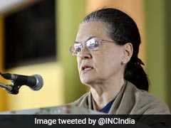 """We Owe A Great Debt To ISRO"": Sonia Gandhi On Chandrayaan 2 Mission"