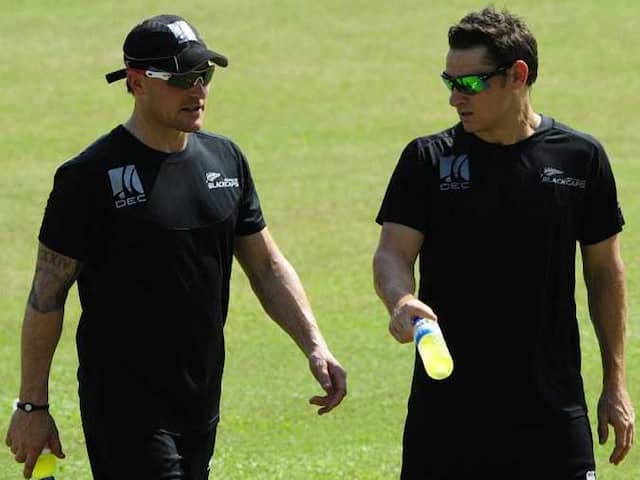 Brendon McCullum Trashes Fake News Of Brothers Death, Vows To Find Miscreant