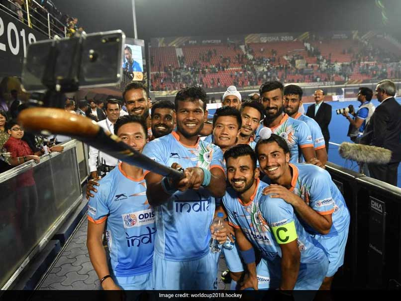Hockey World Cup: India Crush Canada 5-1 To Secure Quarterfinal Berth