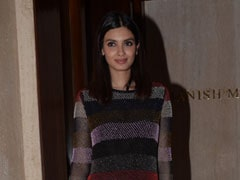 Like Diana Penty, Try A Shimmery Mini Dress For Your Next Party