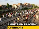 Video : Clean Chit To Navjot Singh Sidhu's Wife In Amritsar Train Accident Probe