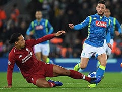 Virgil Van Dijk Targets Champions League Glory After Liverpool Escape