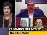 Video: Pat Cummins Delays India's Win