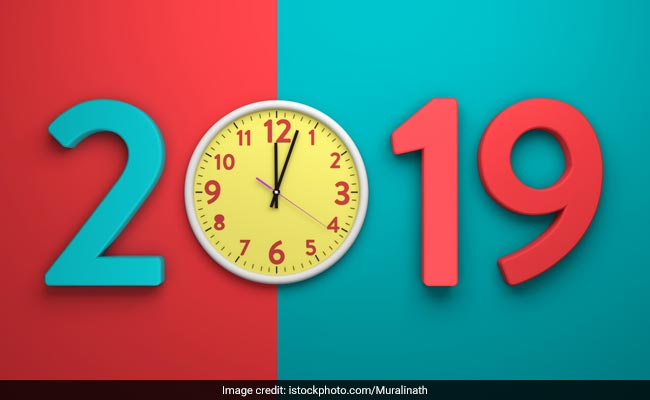 5 New Year's resolution for students, New Year's resolution, New Year, New Year 2019, Happy New Year 2019, Happy New Year, नया साल