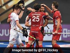 Rampant Belgium Demolish England To Reach Maiden Hockey World Cup Final