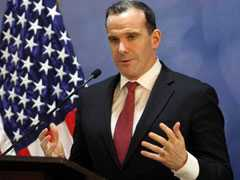 US Envoy To Anti-ISIS Coalition Quits After Trump's Syria Decision