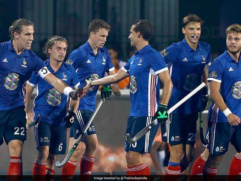France beat Argentina in Hockey world cup 2018