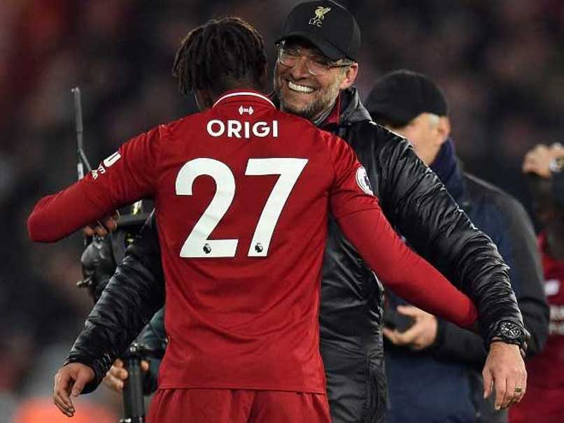 This Has Helped Us Score Late Goals - Liverpool Star