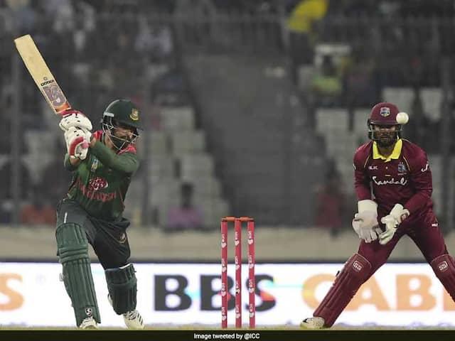 Tamim Iqbal, Soumya Sarkar Guide Bangladesh To Series Win Over Windies