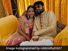 Inside Shweta Basu Prasad And Rohit Mittal's Pre-Wedding Festivities